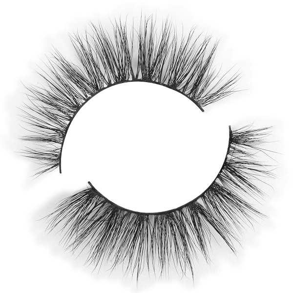 Faux mink lashes F014